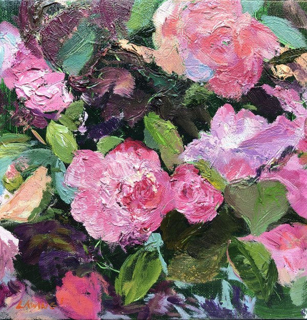 Pink And Green Forever by Julia Chandler Lawing