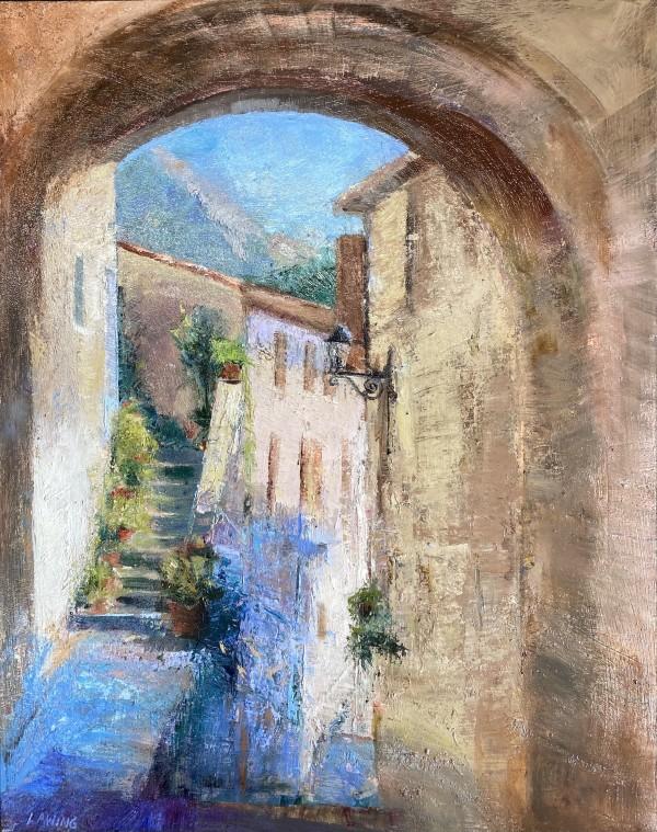 Summer Afternoon In Pruno by Julia Chandler Lawing