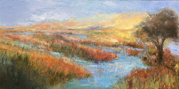 This Wild Reach Of Marsh by Julia Chandler Lawing