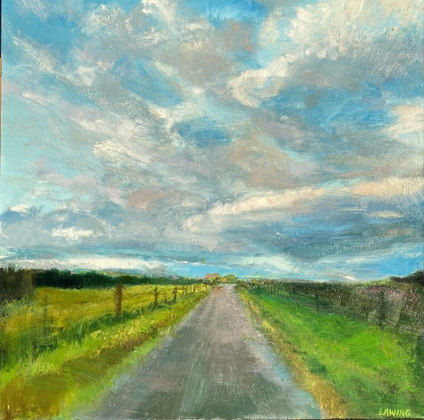 Toward The Horizon by Julia Chandler Lawing