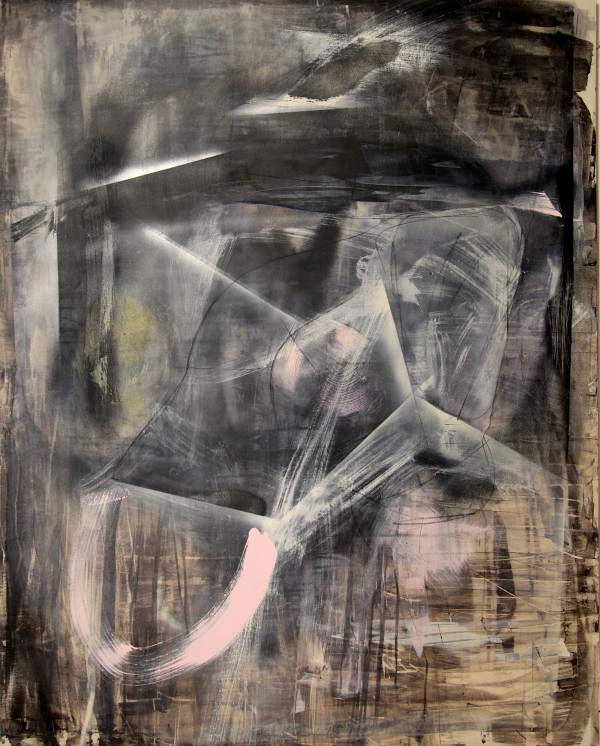 Path of the Pink Star Diamond by Laura Viola Preciado