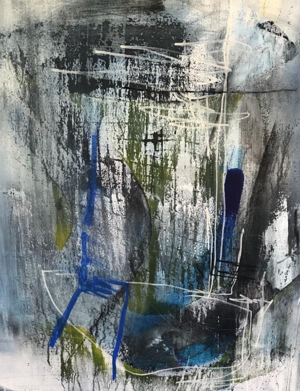 Once in a Blue Moon by Laura Viola Preciado