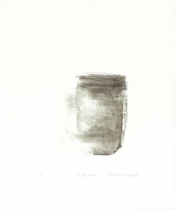 A Jar Five by Laura Viola Preciado