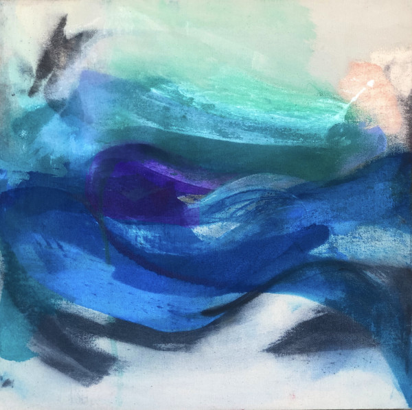 Neither Here Nor There by Laura Viola Preciado