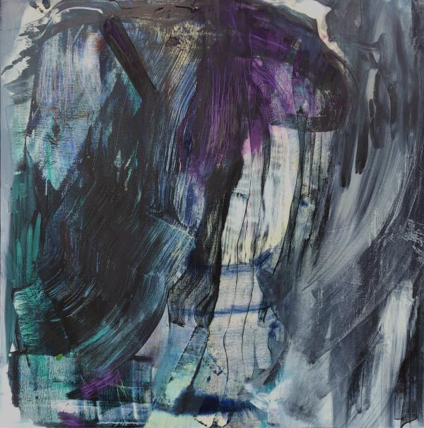 Midwinter Tangle by Laura Viola Preciado