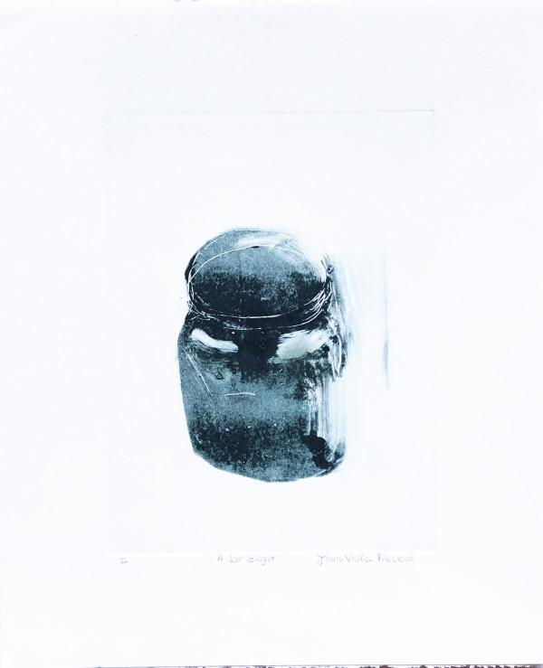 A Jar Eight by Laura Viola Preciado