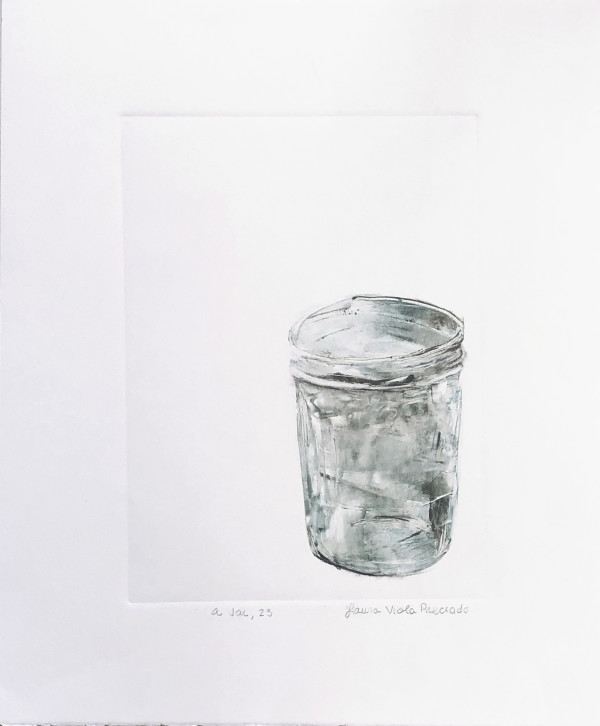A Jar 23 by Laura Viola Preciado