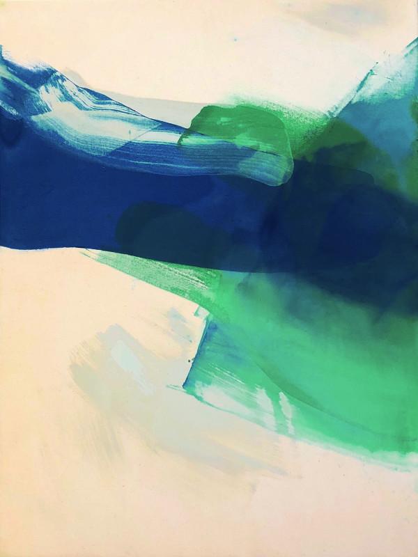 Salish Sea, Sand and Sky by Laura Viola Preciado