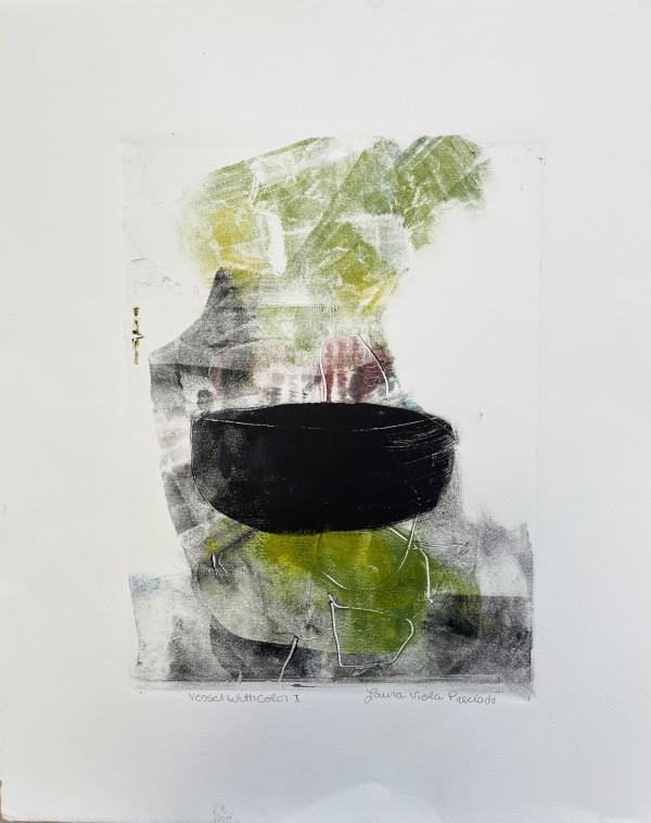 Vessel With Color by Laura Viola Preciado
