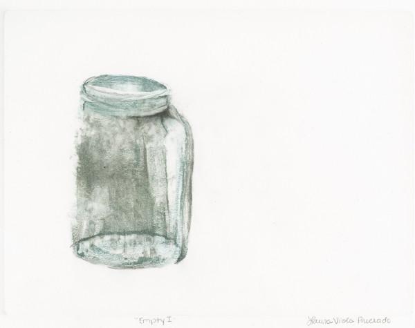 Empty I by Laura Viola Preciado