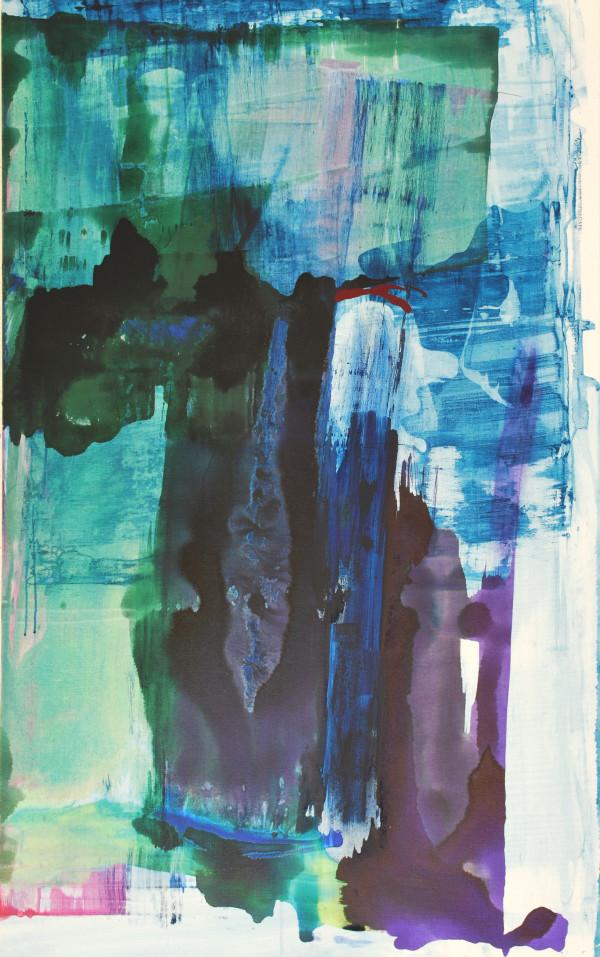 Light Through a Droplet (Rainbow) by Laura Viola Preciado
