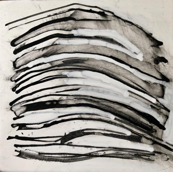 """untitled 3""""x3"""" by Laura Viola Preciado"""