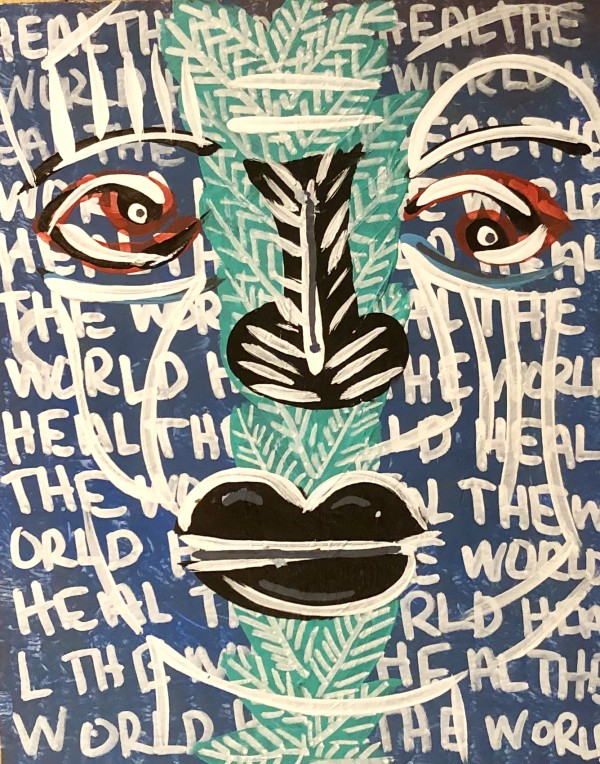 """Heal The World"" by Jon Osborne"