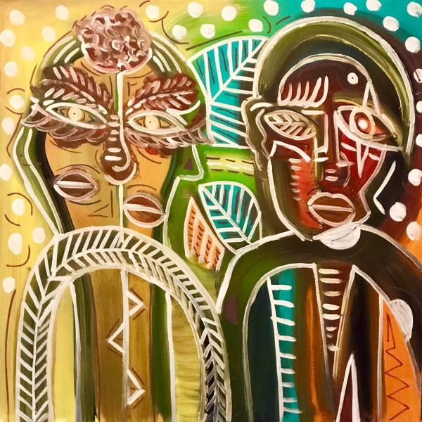 """""""Cham Dance"""" by Jon Osborne"""
