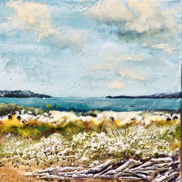 On a Salty Day by Anne Stine