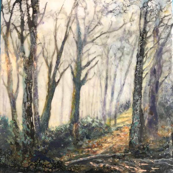 Morning Walk by Anne Stine