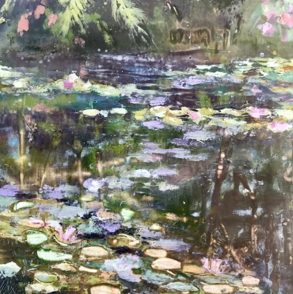 Quiet Pond by Anne Stine