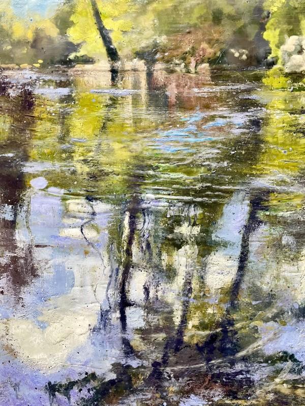 Upstream by Anne Stine