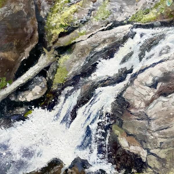 Winter Falls by Anne Stine