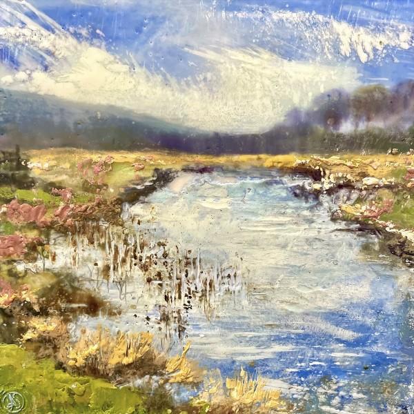 Wandering Water by Anne Stine