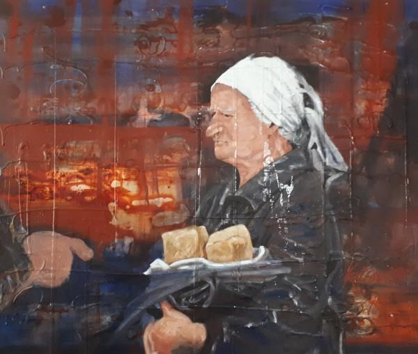 a) Daily Bread by Kathleen Katon Tonnesen