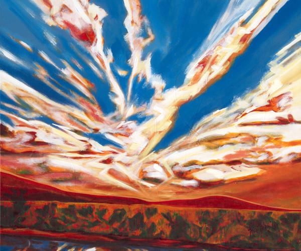 a) Rise by Kathleen Katon Tonnesen
