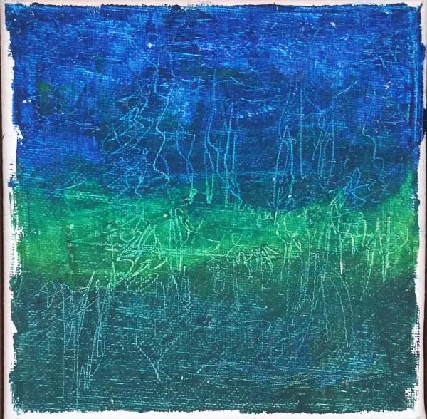 Midnight Meditation by Donna McDonald