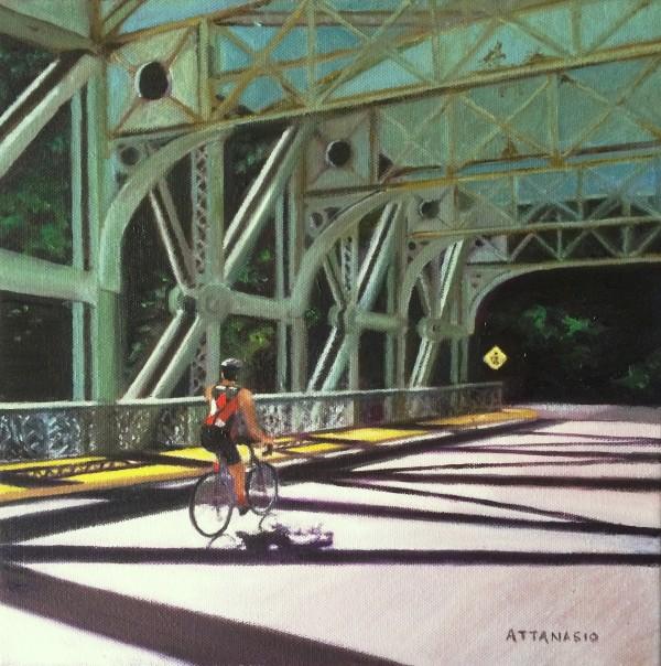 Falls Bridge by John Attanasio