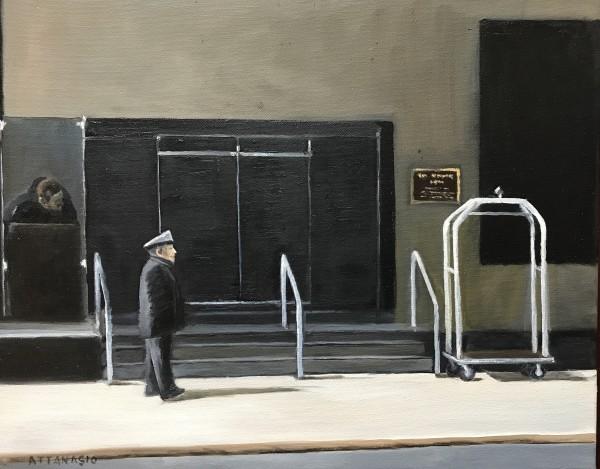 Waiting by John Attanasio
