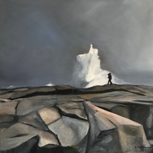 Schoodic Point by John Attanasio