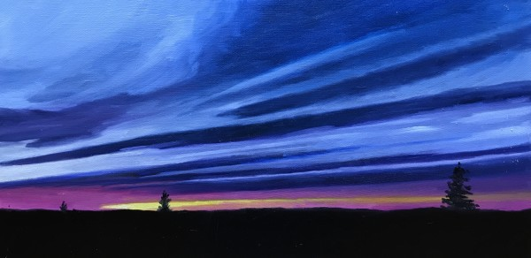 Sunset by John Attanasio