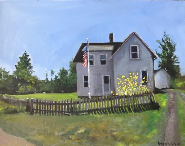 Corea House by John Attanasio