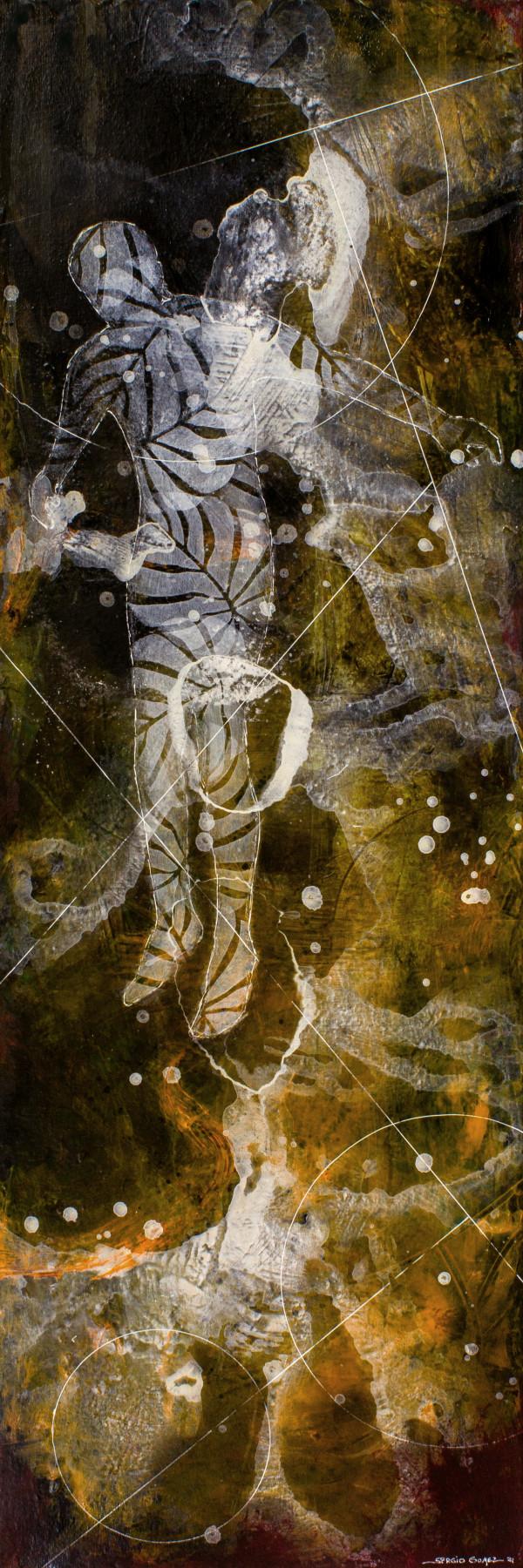 Diaphanous Bodies #1 by Sergio Gomez