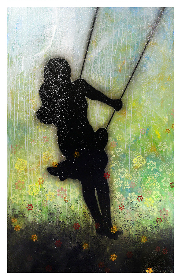 The Swing's Memory by Sergio Gomez