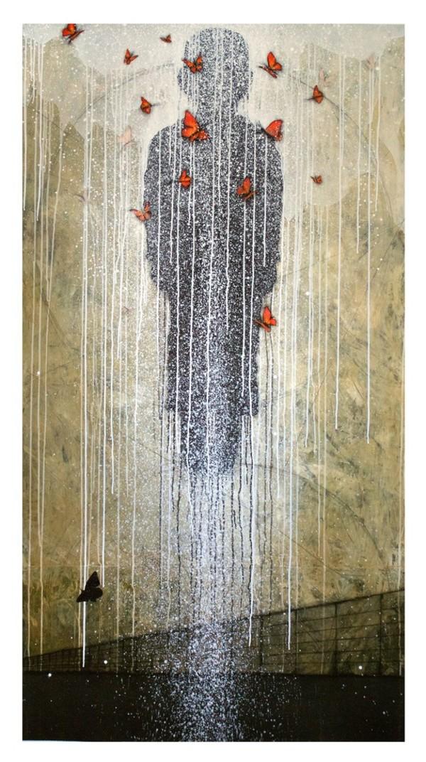 La Reflexión en el Camino by Sergio Gomez
