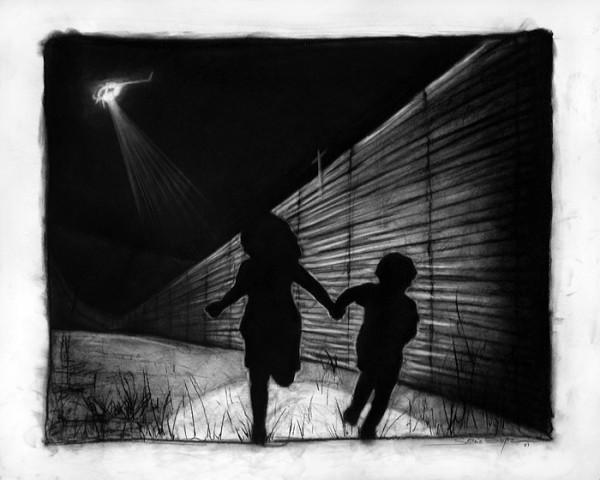 Little Immigrants by Sergio Gomez