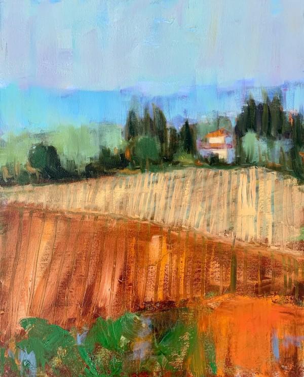 Tuscany by Sally Hootnick