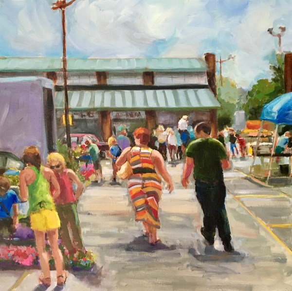 The Regional Market by Sally Hootnick