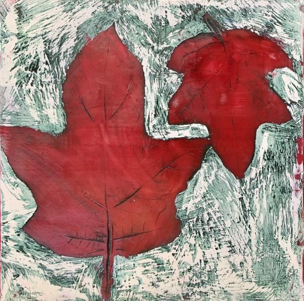 Oak Leaf Hydrangea by Sally Hootnick