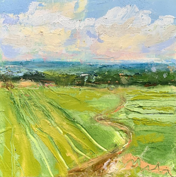 Little Landscape #12 by Sally Hootnick