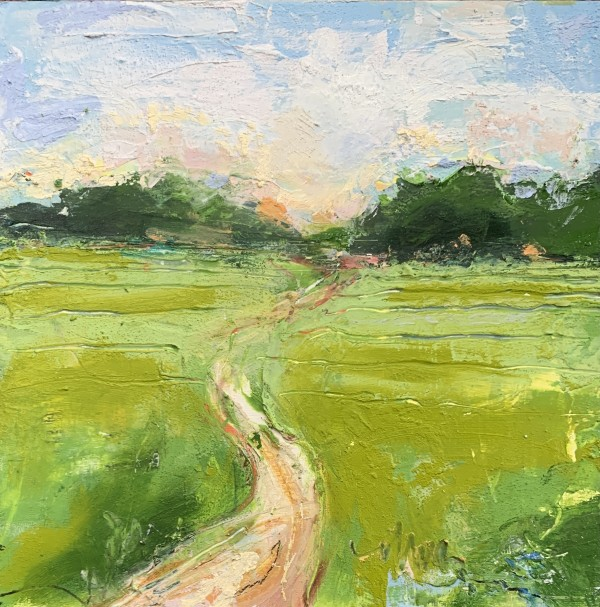 Little Landscape #13 by Sally Hootnick