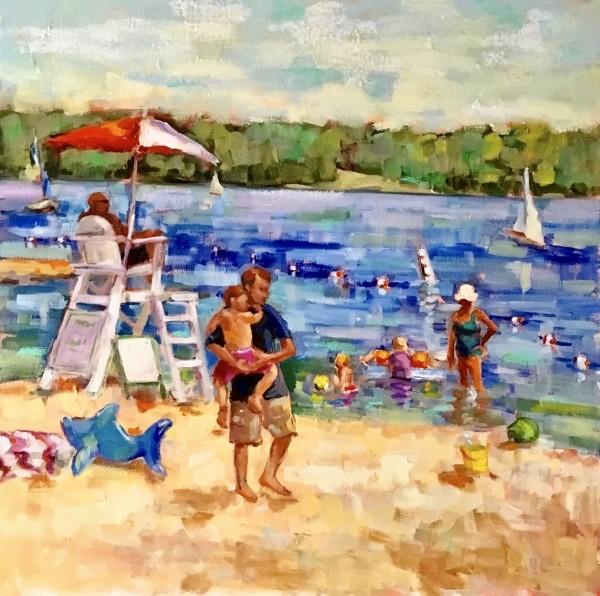 Children's Beach by Sally Hootnick