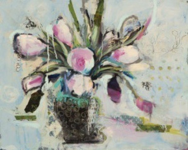 Tulips Redux by Sally Hootnick
