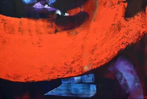 Fire Under the Mountain II by Richard Heys
