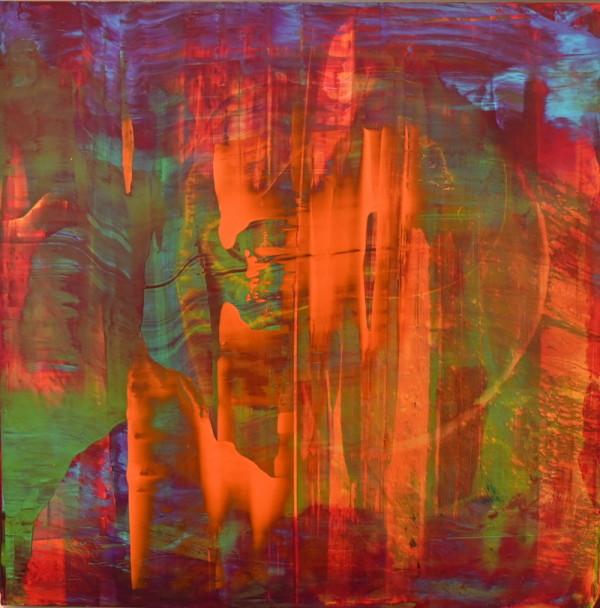 Folded Light XII by Richard Heys
