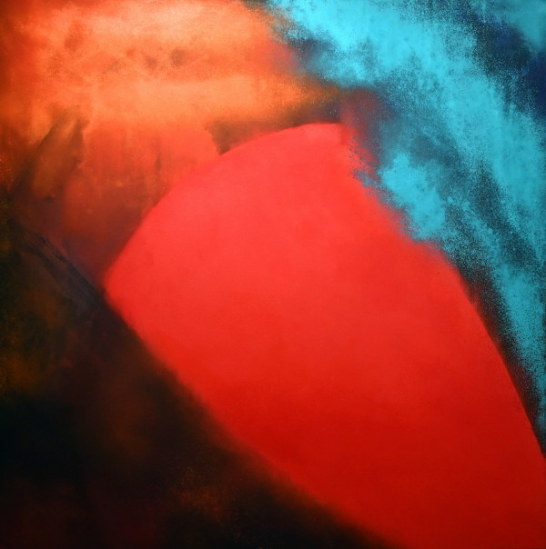 Folded Light XVIII by Richard Heys