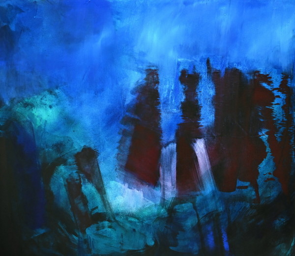 Full Fathom Five II by Richard Heys