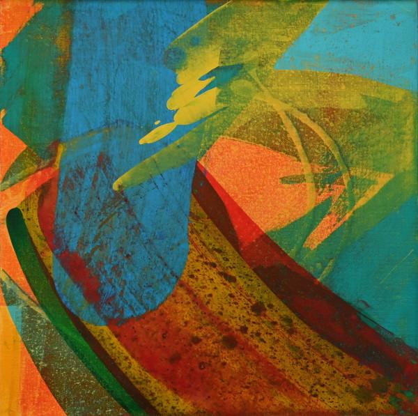 Gravity's Rainbow XVI by Richard Heys
