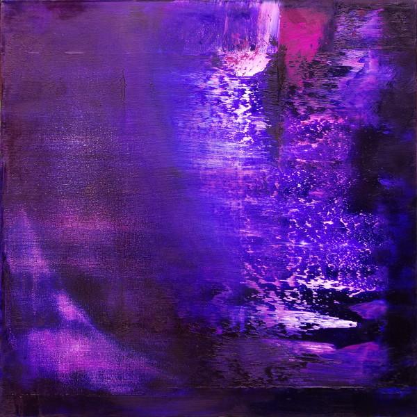 Holy Mountain IV by Richard Heys