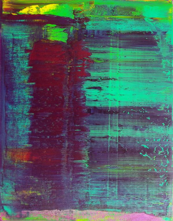 Night Crossing III by Richard Heys